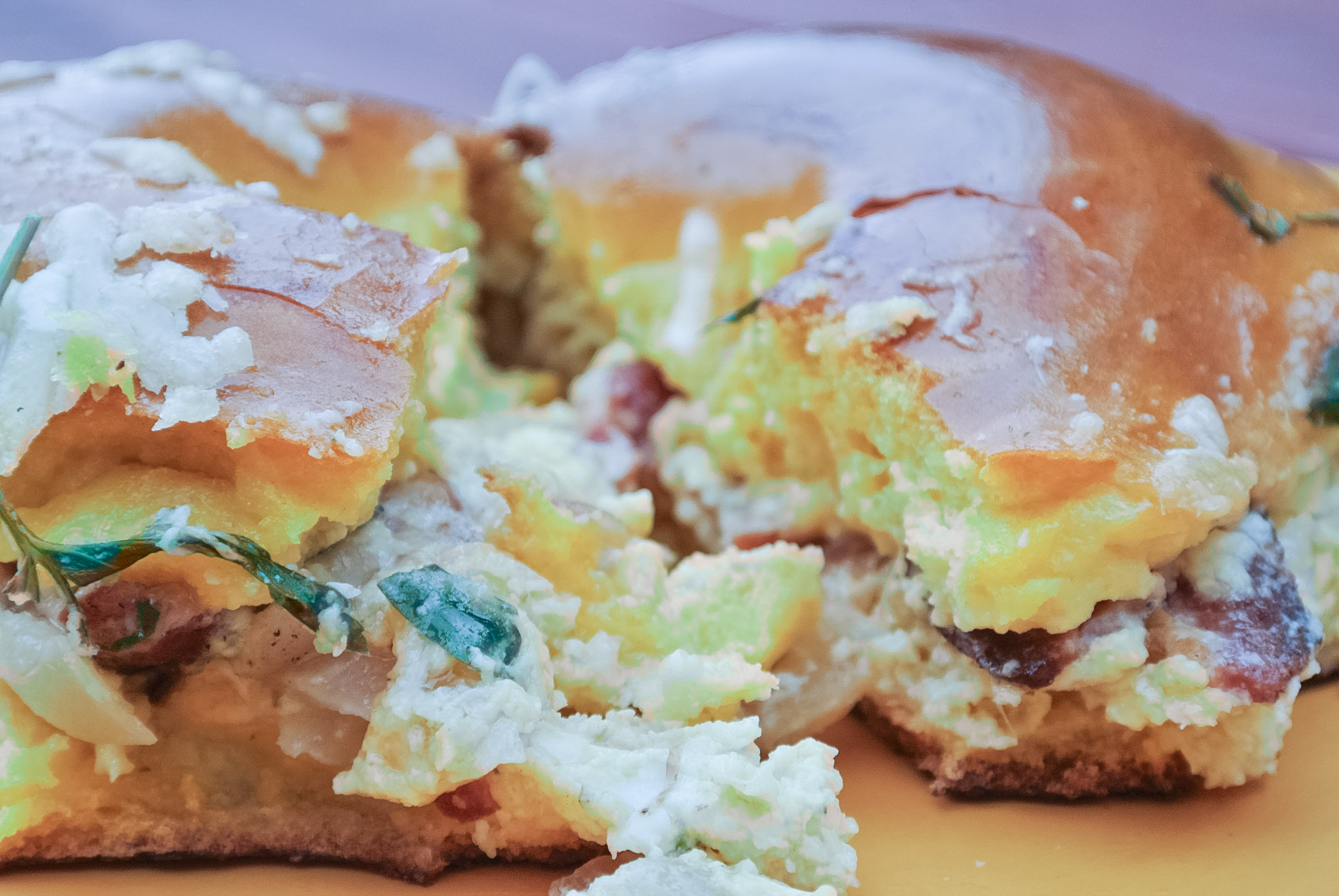 Bagel Bake 1